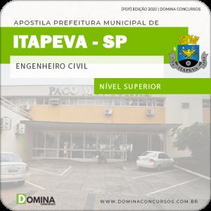 Apostila Concurso Pref Itapeva SP 2020 Engenheiro Civil