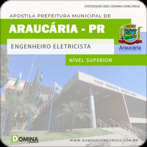 Apostila Concursp Pref Araucária PR 2020 Engenheiro Eletricista