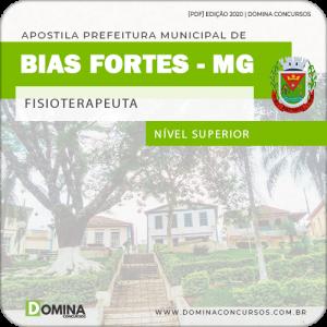 Apostila Concurso Pref Bias Fortes MG 2020 Fisioterapeuta