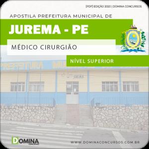 Apostila Concurso Pref Jurema PE 2020 Médico Cirurgião