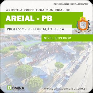 Apostila Pref Areial PB 2020 Professor B Educação Física