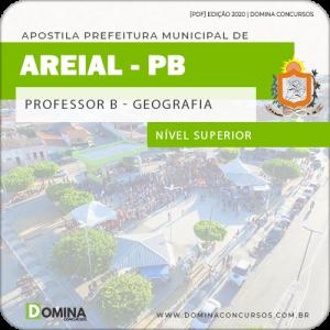 Apostila Pref Areial PB 2020 Professor B Geografia
