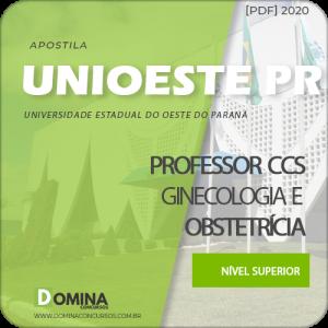 Apostila UNIOESTE PR 2020 Prof CCS Ginecologia e Obstetrícia