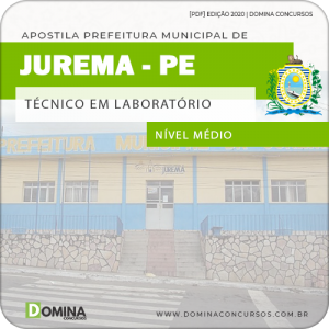 Apostila Pref Jurema PE 2020 Técnico em Laboratório