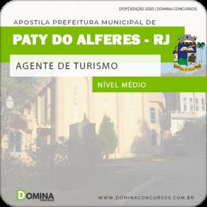 Apostila Pref Paty do Alferes RJ 2020 Agente de Turismo