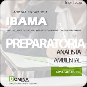 Apostila Concurso IBAMA 2020 Analista Ambiental