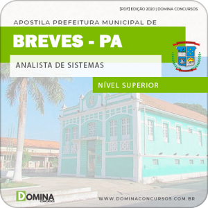Apostila Concurso Pref Breves PA 2020 Analista de Sistemas