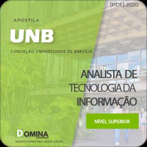 Apostila UnB 2020 Analista de Tecnologia da Informação