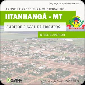 Apostila Pref Itanhangá MT 2020 Auditor Fiscal de Tributos