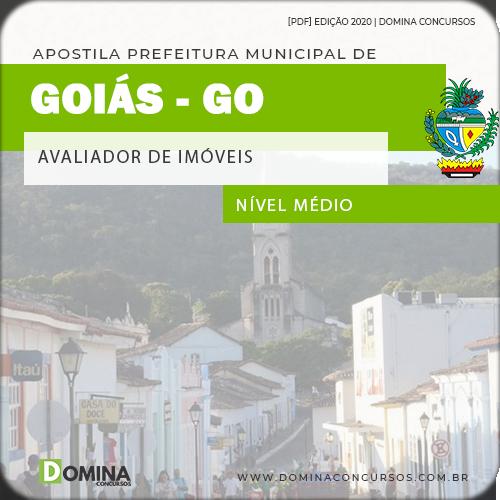 Apostila Concurso Pref Goiás GO 2020 Avaliador de Imóveis