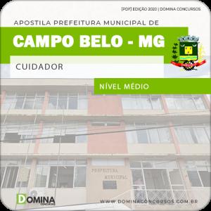 Apostila Concurso Pref Campo Belo MG 2020 Cuidador