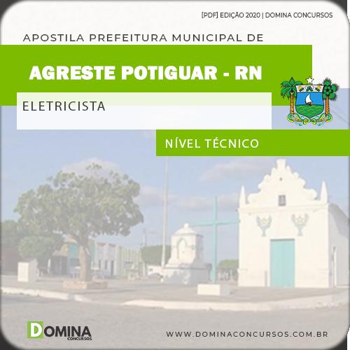 Apostila Concurso Agreste do Potiguar RN 2020 Eletricista