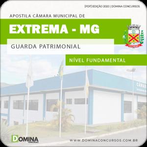 Apostila Concurso Câmara Extrema MG 2020 Guarda Patrimonial