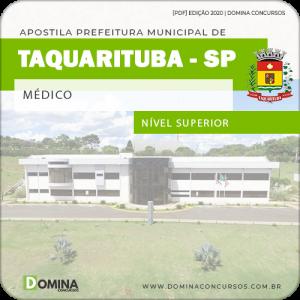 Apostila Concurso Público Pref Taquarituba SP 2020 Médico
