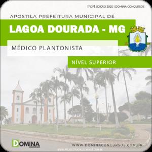 Apostila Pref Lagoa Dourada MG 2020 Médico Plantonista