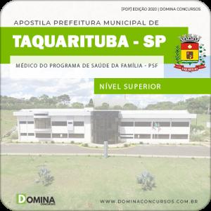 Apostila Concurso Pref Taquarituba SP 2020 Médico PSF