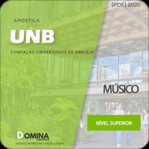Apostila Concurso Público UnB 2020 Músico Download