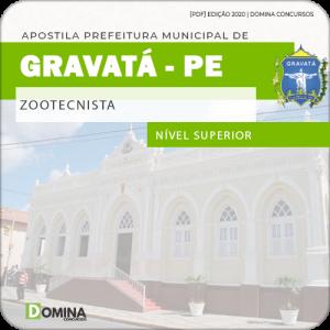Apostila Concurso Público Pref Gravatá PE 2020 Zootecnista