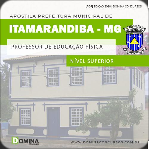 Apostila Pref Itamarandiba MG 2020 Professor Educação Física