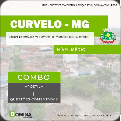 Apostila Concurso Curvelo MG 2020 Assistente Social