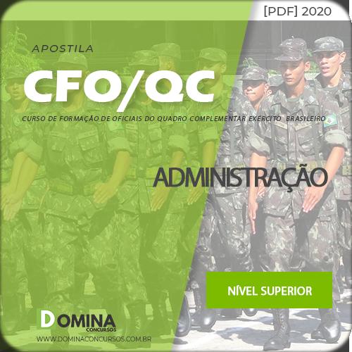 Apostila Concurso DPDF 2020 Analista Administração