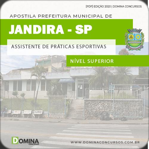 Jandira SP 2020 Assistente Práticas Esportivas