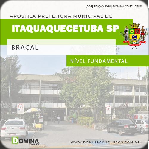 Apostila Concurso Pref Itaquaquecetuba SP 2020 Braçal