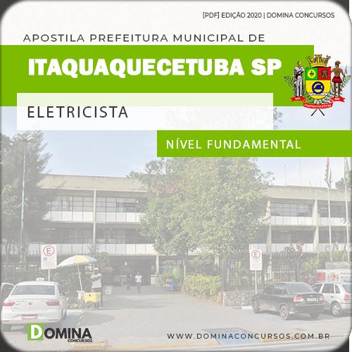 Apostila Concurso Pref Itaquaquecetuba SP 2020 Eletricista