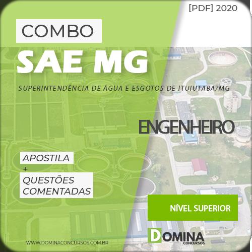Apostila Concurso SAE MG 2020 Engenheiro Eletricista