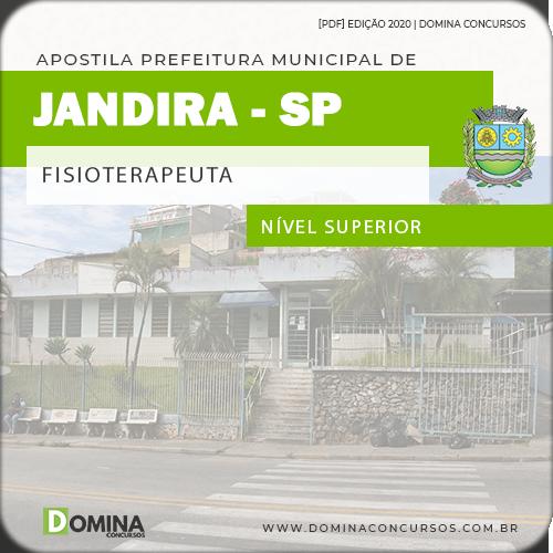 Apostila Concurso Pref Jandira SP 2020 Fisioterapeuta