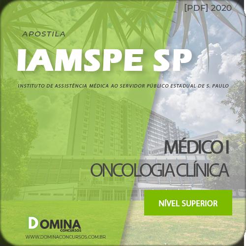 Apostila Concurso IAMSPE SP 2020 Médico I Oncologia Clínica