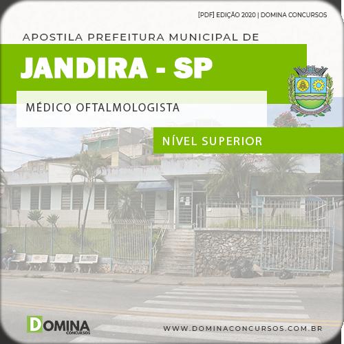 Apostila Concurso Pref Jandira SP 2020 Médico Oftalmologista