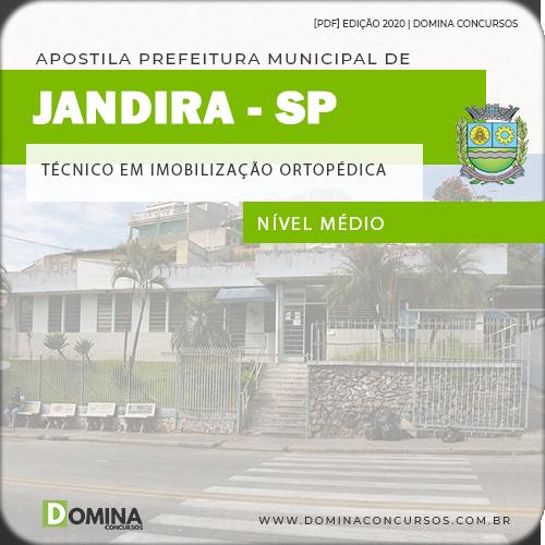 Apostila Jandira SP 2020 Técnico Imobilização Ortopédica
