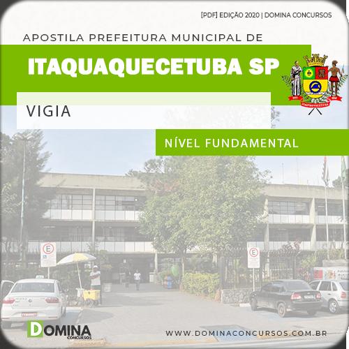 Apostila Concurso Pref Itaquaquecetuba SP 2020 Vigia