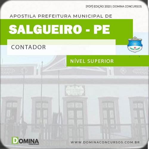 Capa Concurso Câmara Ituaçu BA 2020 Contador