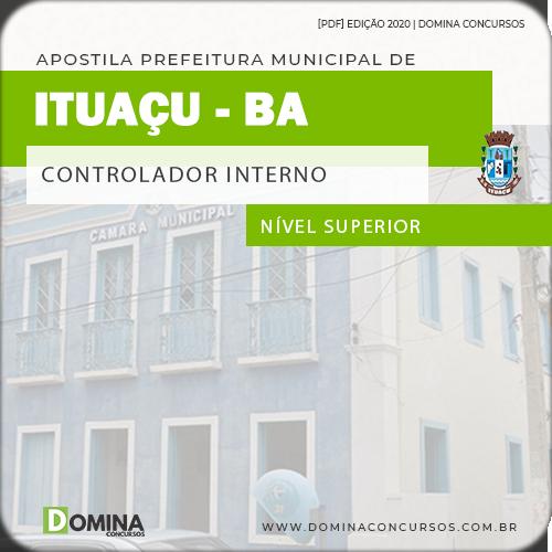 Apostila Concurso Câmara Ituaçu BA 2020 Controlador Interno