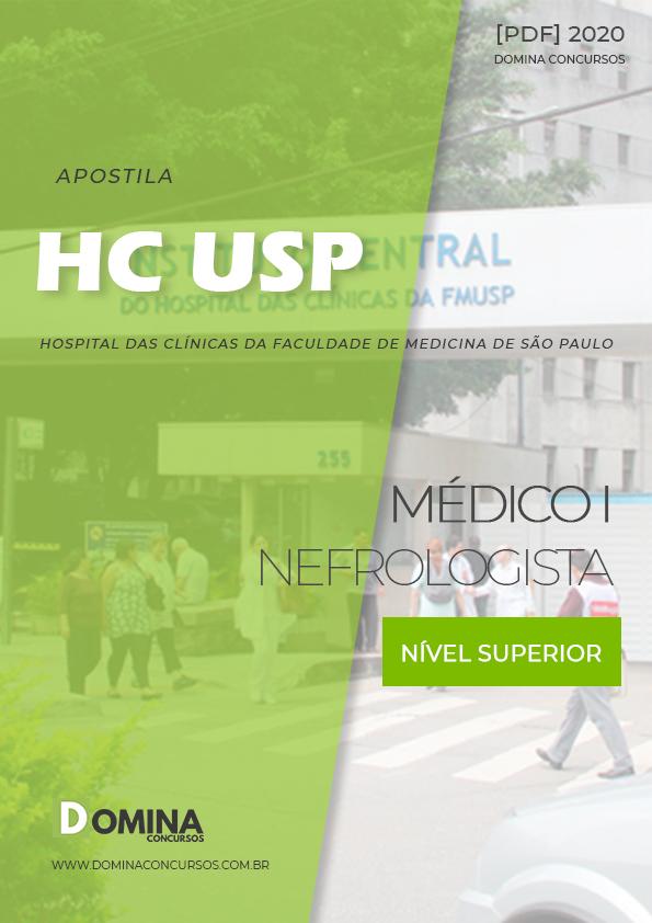 Apostila Concurso HC USP 2020 Médico I Nefrologista