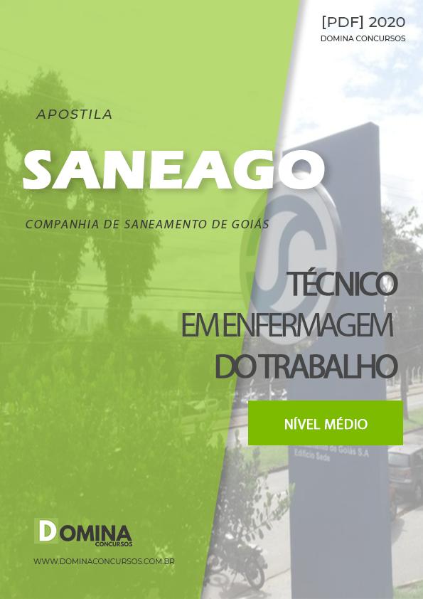 Apostila Saneago 2020 Técnico em Enfermagem do Trabalho