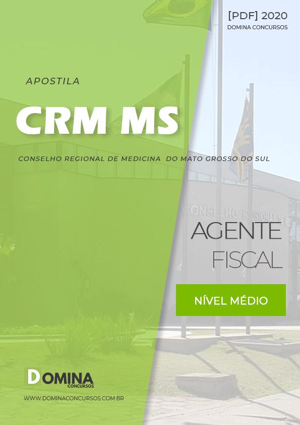 Apostila Concurso Público CRM MS 2020 Agente Fiscal