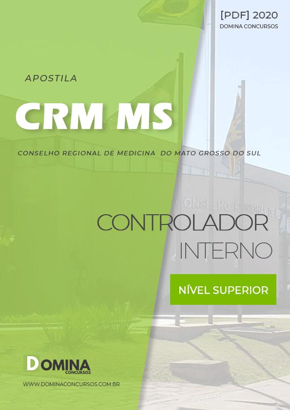 Apostila Concurso Público CRM MS 2020 Controlador Interno