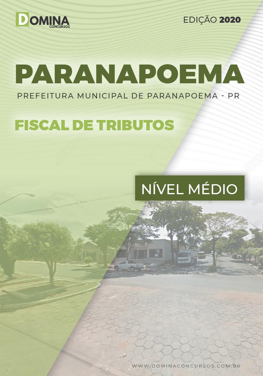 Apostila Pref Paranapoema PR 2020 Fiscal de Tributos