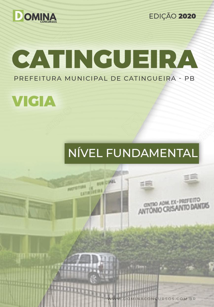 Apostila Concurso Prefeitura Catingueira 2020 Vigia