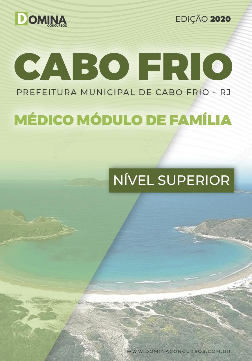 Apostila Pref Cabo Frio RJ 2020 Médico Módulo de Família