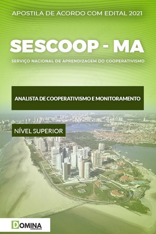 Apostila SESCOOP MA 2021 Analista Cooperativismo e Monitoramento