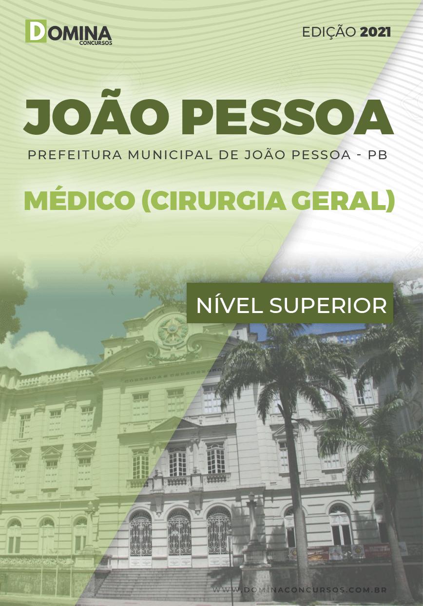 Apostila Pref João Pessoa PB 2021Médico Cirurgia Geral