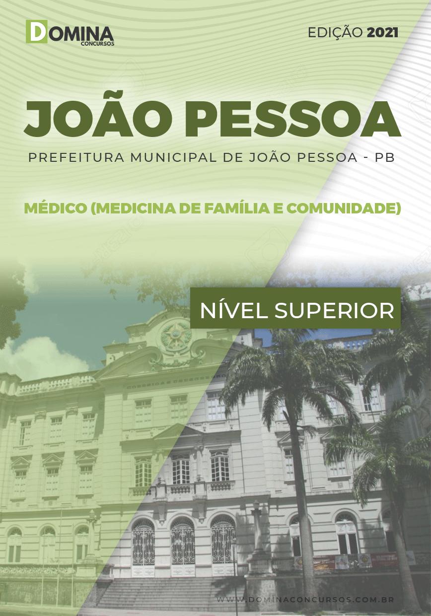Apostila Pref João Pessoa PB 2021 Médico Saúde Família