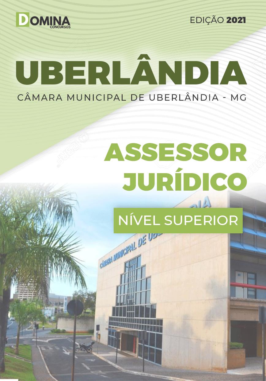 Apostila Concurso Câmara Uberlândia MG 2021 Assessor Jurídico
