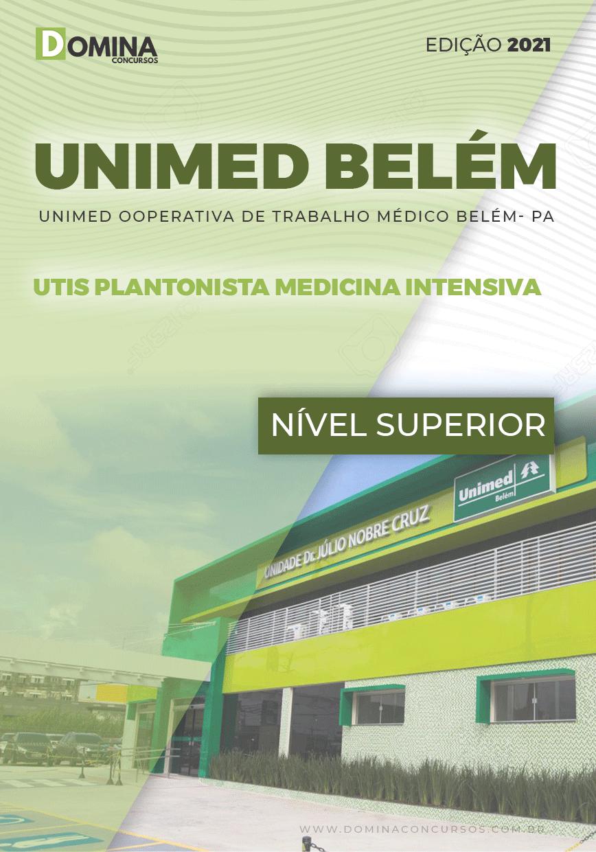 Apostila UNIMED PA 2021 UTIs Plantonista Medicina Intensiva