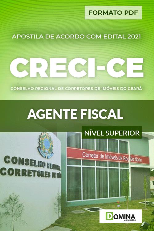 Apostila Concurso Público CRECI CE 2021 Agente Fiscal