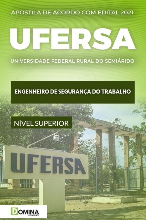 Apostila UFERSA 2021 Engenheiro de Segurança do Trabalho